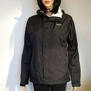 Patagonia windbreaker hooded jacket